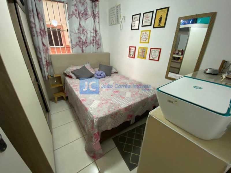 08 - Apartamento à venda Praça Henrique Gonzales,Tomás Coelho, Rio de Janeiro - R$ 165.000 - CBAP20312 - 9