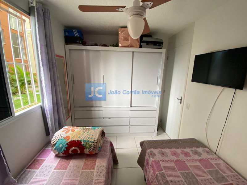 10 - Apartamento à venda Praça Henrique Gonzales,Tomás Coelho, Rio de Janeiro - R$ 165.000 - CBAP20312 - 11