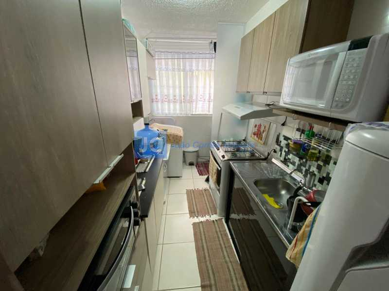 12 - Apartamento à venda Praça Henrique Gonzales,Tomás Coelho, Rio de Janeiro - R$ 165.000 - CBAP20312 - 13