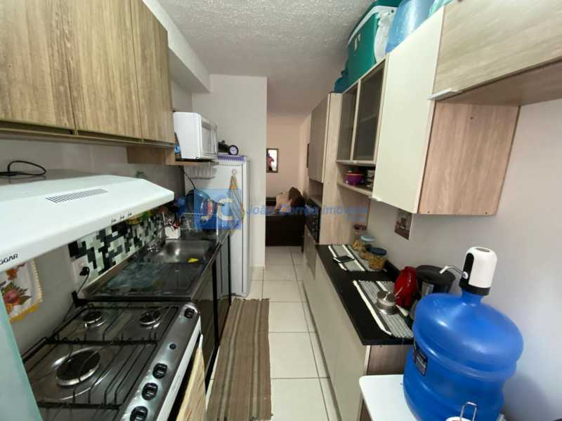13 - Apartamento à venda Praça Henrique Gonzales,Tomás Coelho, Rio de Janeiro - R$ 165.000 - CBAP20312 - 14