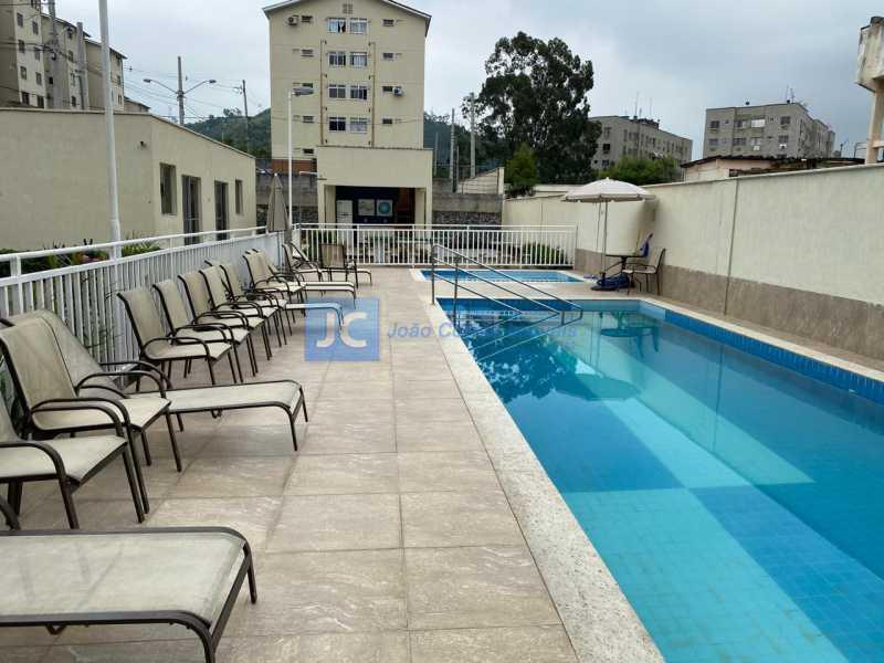 15 - Apartamento à venda Praça Henrique Gonzales,Tomás Coelho, Rio de Janeiro - R$ 165.000 - CBAP20312 - 16