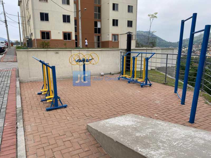 16 - Apartamento à venda Praça Henrique Gonzales,Tomás Coelho, Rio de Janeiro - R$ 165.000 - CBAP20312 - 17