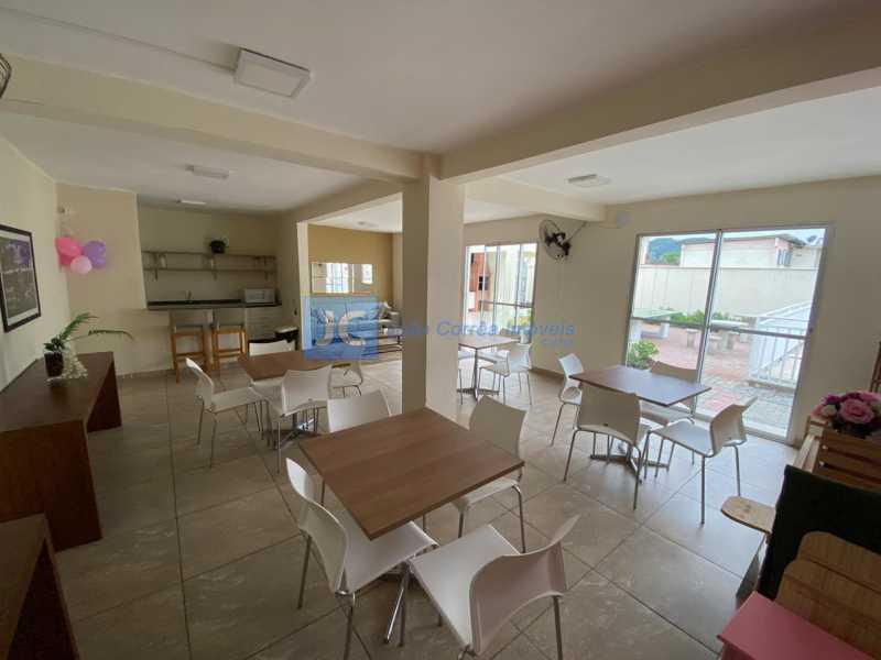 18 - Apartamento à venda Praça Henrique Gonzales,Tomás Coelho, Rio de Janeiro - R$ 165.000 - CBAP20312 - 19