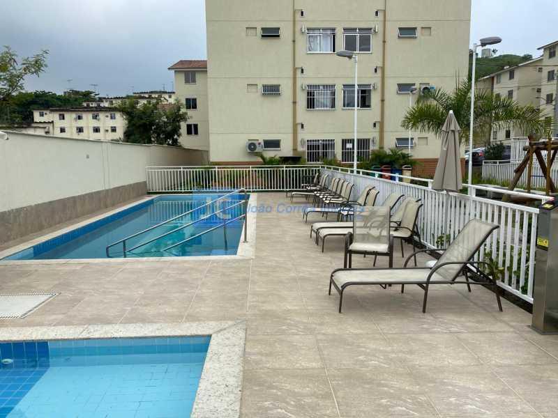 20 - Apartamento à venda Praça Henrique Gonzales,Tomás Coelho, Rio de Janeiro - R$ 165.000 - CBAP20312 - 21