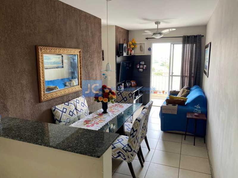 01 - Apartamento 3 quartos à venda Cachambi, Rio de Janeiro - R$ 350.000 - CBAP30138 - 3