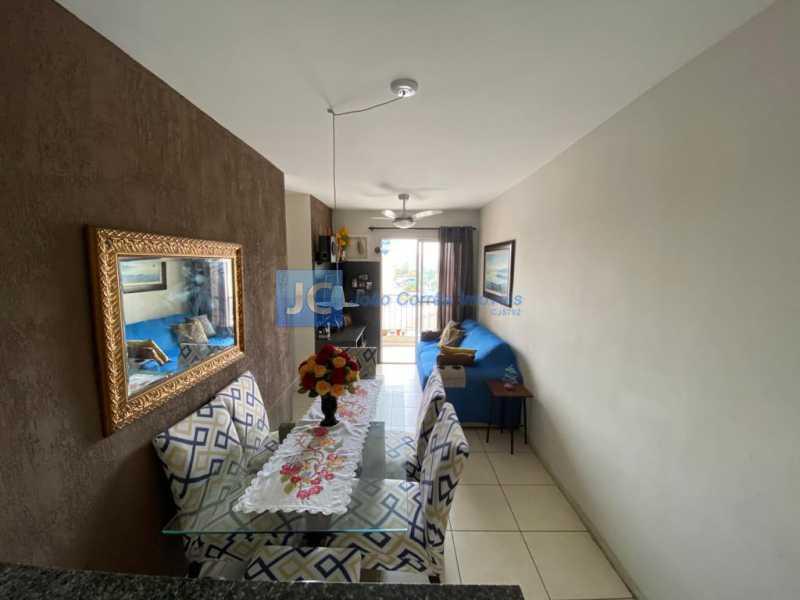 03 - Apartamento 3 quartos à venda Cachambi, Rio de Janeiro - R$ 350.000 - CBAP30138 - 5