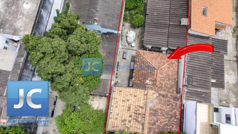 05 - Casa 4 quartos à venda Cachambi, Rio de Janeiro - R$ 850.000 - CBCA40012 - 6