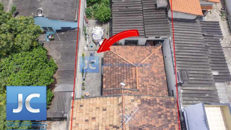 06 - Casa 4 quartos à venda Cachambi, Rio de Janeiro - R$ 850.000 - CBCA40012 - 7