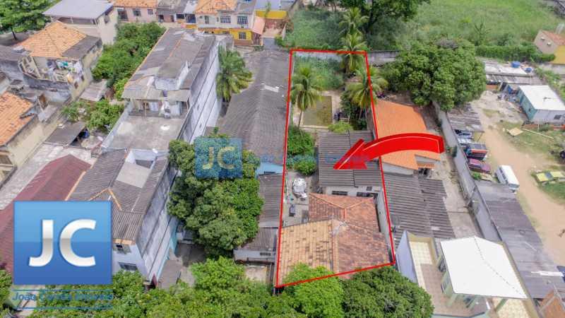 07 - Casa 4 quartos à venda Cachambi, Rio de Janeiro - R$ 850.000 - CBCA40012 - 8