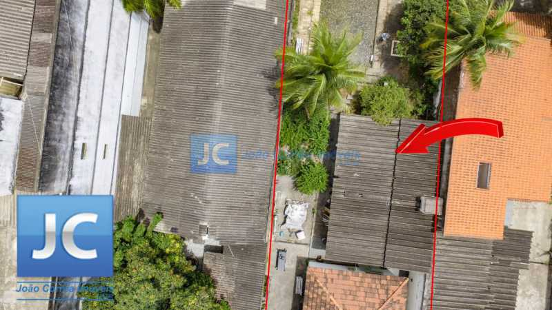 09 - Casa 4 quartos à venda Cachambi, Rio de Janeiro - R$ 850.000 - CBCA40012 - 10