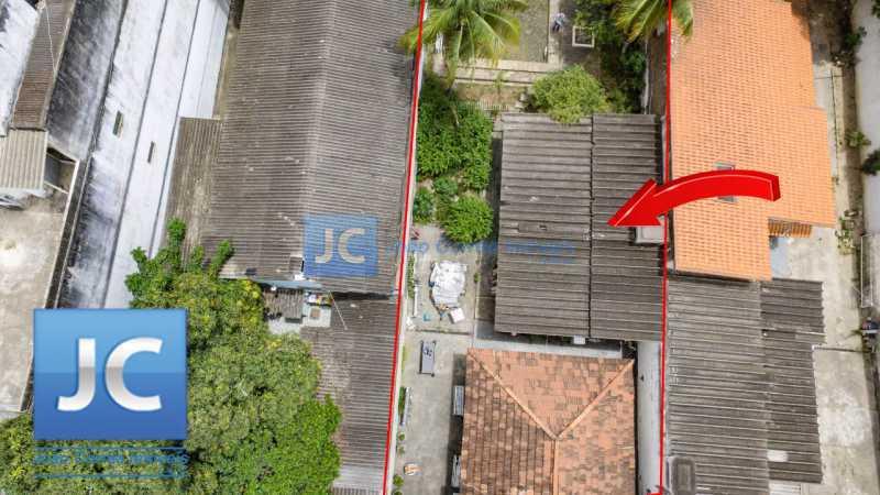 13 - Casa 4 quartos à venda Cachambi, Rio de Janeiro - R$ 850.000 - CBCA40012 - 14