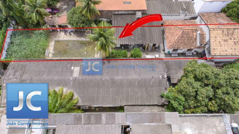 16 - Casa 4 quartos à venda Cachambi, Rio de Janeiro - R$ 850.000 - CBCA40012 - 17