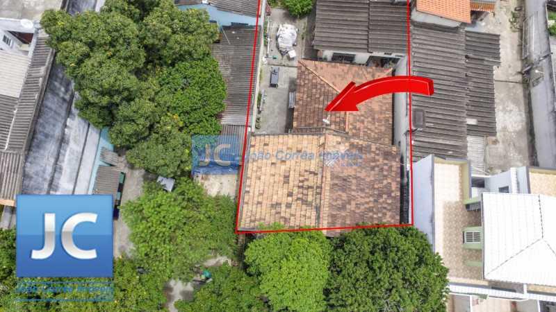 18 - Casa 4 quartos à venda Cachambi, Rio de Janeiro - R$ 850.000 - CBCA40012 - 19