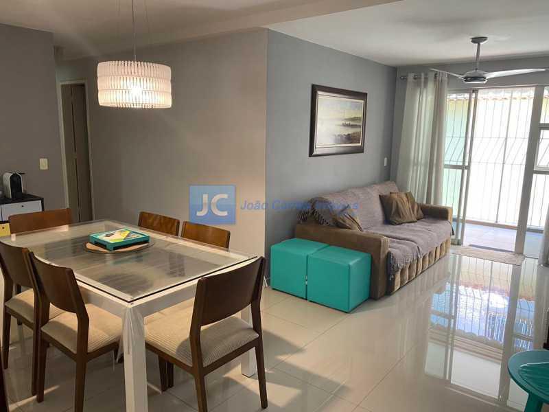 01 - Apartamento à venda Rua Ubiraci,Higienópolis, Rio de Janeiro - R$ 385.000 - CBAP30139 - 1