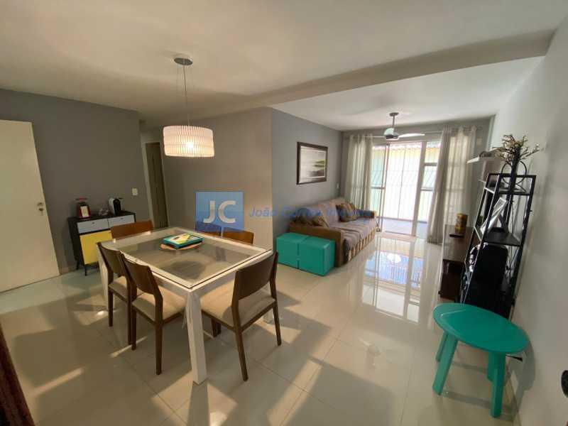 02 - Apartamento à venda Rua Ubiraci,Higienópolis, Rio de Janeiro - R$ 385.000 - CBAP30139 - 3