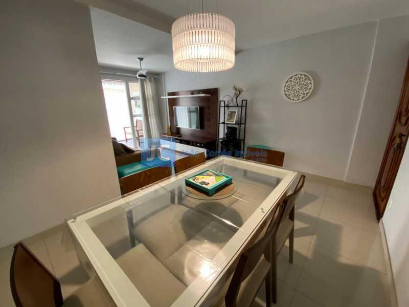 03 - Apartamento à venda Rua Ubiraci,Higienópolis, Rio de Janeiro - R$ 385.000 - CBAP30139 - 4