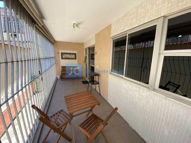 04 - Apartamento à venda Rua Ubiraci,Higienópolis, Rio de Janeiro - R$ 385.000 - CBAP30139 - 5