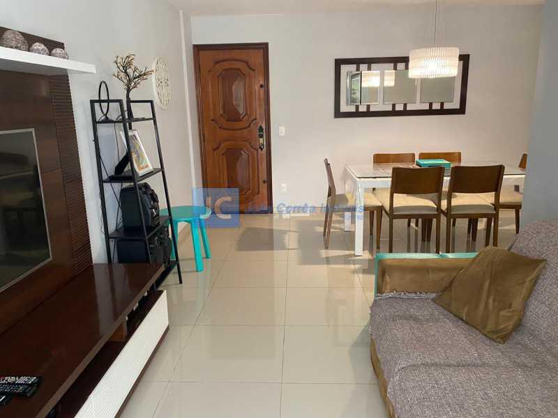 05 - Apartamento à venda Rua Ubiraci,Higienópolis, Rio de Janeiro - R$ 385.000 - CBAP30139 - 6