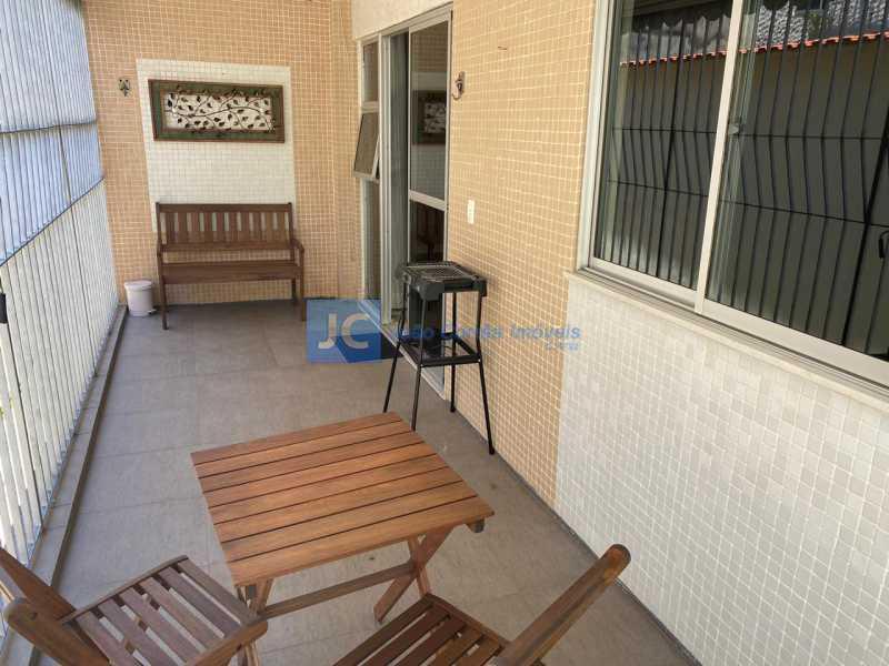 06 - Apartamento à venda Rua Ubiraci,Higienópolis, Rio de Janeiro - R$ 385.000 - CBAP30139 - 7
