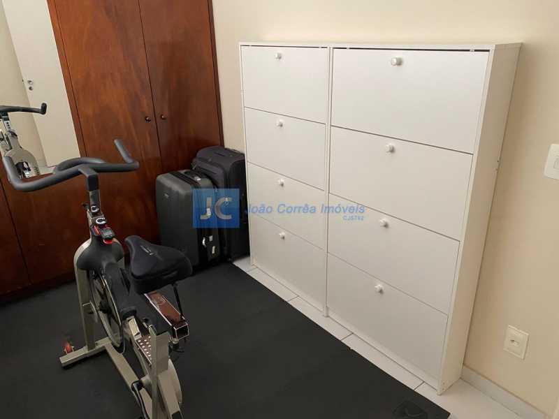 12 - Apartamento à venda Rua Ubiraci,Higienópolis, Rio de Janeiro - R$ 385.000 - CBAP30139 - 13