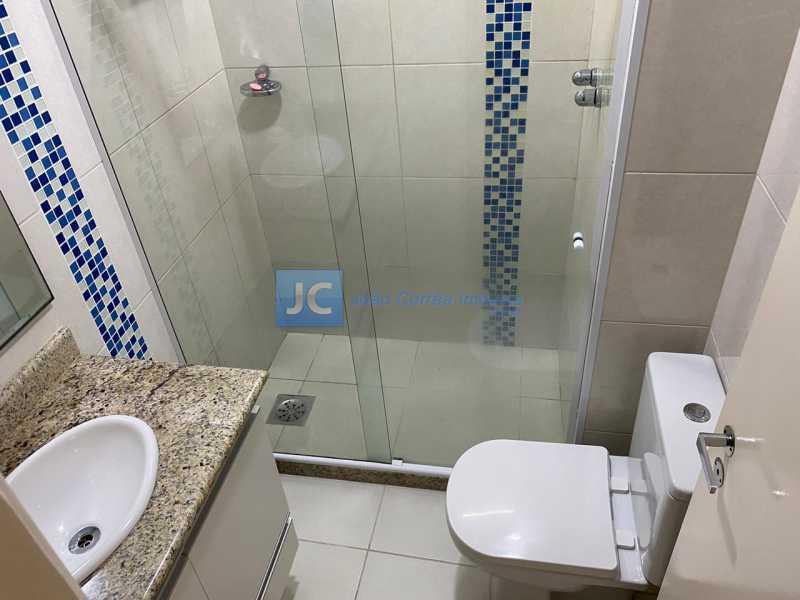 14 - Apartamento à venda Rua Ubiraci,Higienópolis, Rio de Janeiro - R$ 385.000 - CBAP30139 - 15