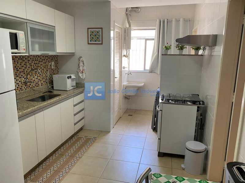 15 - Apartamento à venda Rua Ubiraci,Higienópolis, Rio de Janeiro - R$ 385.000 - CBAP30139 - 16