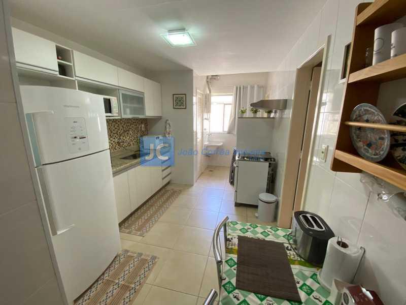 16 - Apartamento à venda Rua Ubiraci,Higienópolis, Rio de Janeiro - R$ 385.000 - CBAP30139 - 17