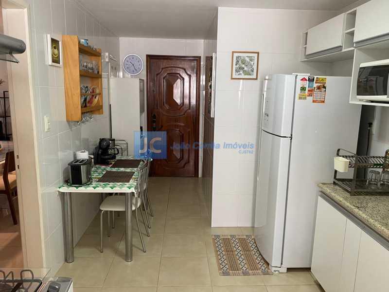 17 - Apartamento à venda Rua Ubiraci,Higienópolis, Rio de Janeiro - R$ 385.000 - CBAP30139 - 18