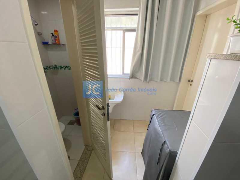 19 - Apartamento à venda Rua Ubiraci,Higienópolis, Rio de Janeiro - R$ 385.000 - CBAP30139 - 19