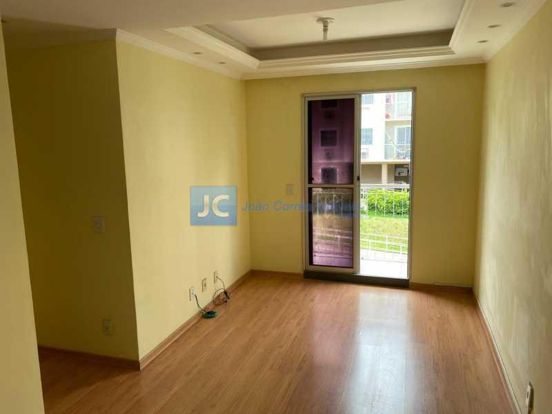 01 - Apartamento à venda Rua Flora Rica,Inhaúma, Rio de Janeiro - R$ 185.000 - CBAP20315 - 1