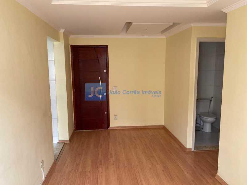 02 - Apartamento à venda Rua Flora Rica,Inhaúma, Rio de Janeiro - R$ 185.000 - CBAP20315 - 3