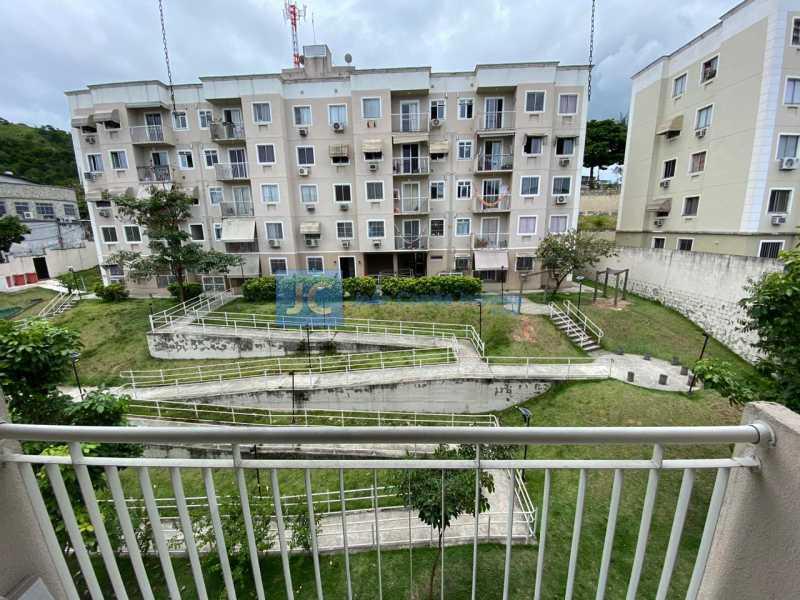 04 - Apartamento à venda Rua Flora Rica,Inhaúma, Rio de Janeiro - R$ 185.000 - CBAP20315 - 5