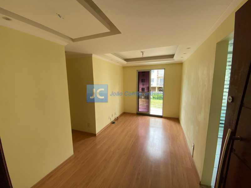 05 - Apartamento à venda Rua Flora Rica,Inhaúma, Rio de Janeiro - R$ 185.000 - CBAP20315 - 6