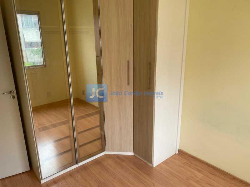 08 - Apartamento à venda Rua Flora Rica,Inhaúma, Rio de Janeiro - R$ 185.000 - CBAP20315 - 9