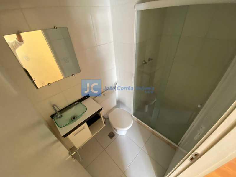 11 - Apartamento à venda Rua Flora Rica,Inhaúma, Rio de Janeiro - R$ 185.000 - CBAP20315 - 12