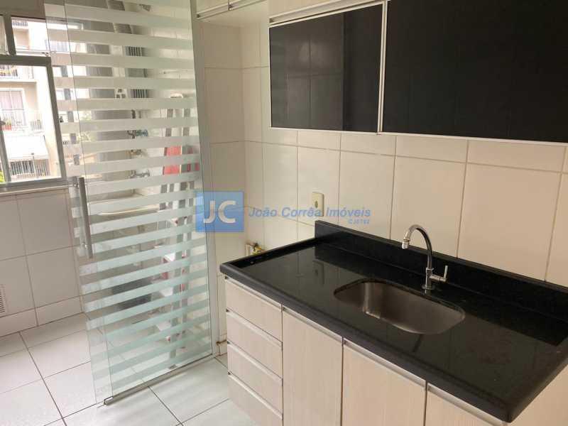 12 - Apartamento à venda Rua Flora Rica,Inhaúma, Rio de Janeiro - R$ 185.000 - CBAP20315 - 13