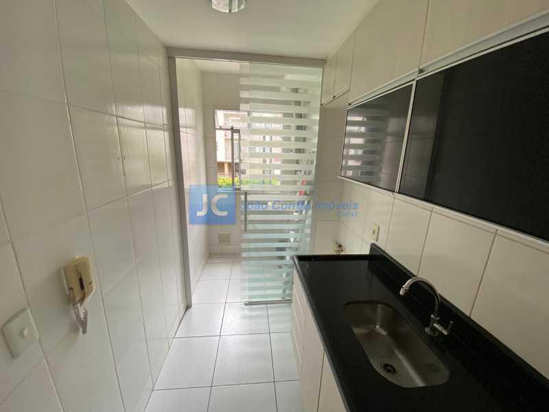 13 - Apartamento à venda Rua Flora Rica,Inhaúma, Rio de Janeiro - R$ 185.000 - CBAP20315 - 14