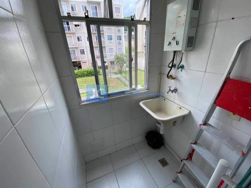 14 - Apartamento à venda Rua Flora Rica,Inhaúma, Rio de Janeiro - R$ 185.000 - CBAP20315 - 15