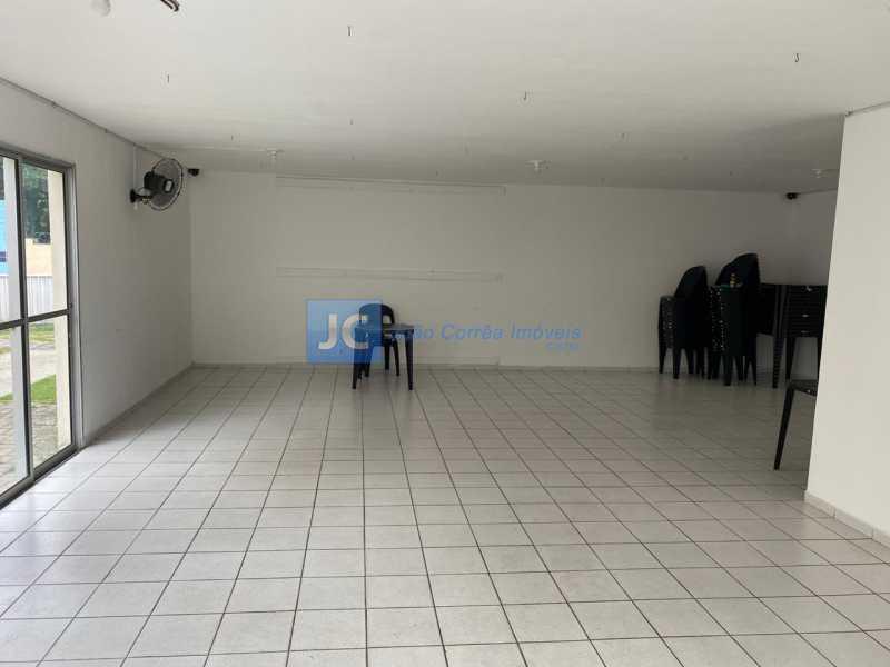 18 - Apartamento à venda Rua Flora Rica,Inhaúma, Rio de Janeiro - R$ 185.000 - CBAP20315 - 19