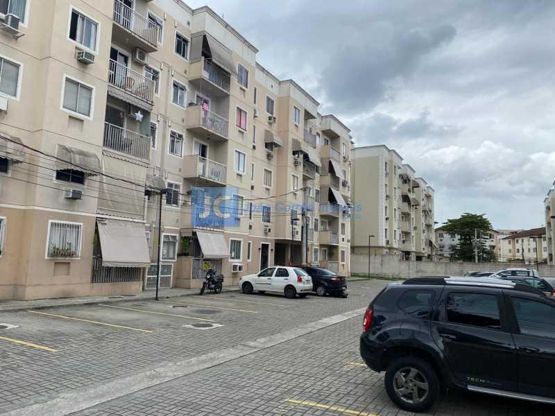 19 - Apartamento à venda Rua Flora Rica,Inhaúma, Rio de Janeiro - R$ 185.000 - CBAP20315 - 20