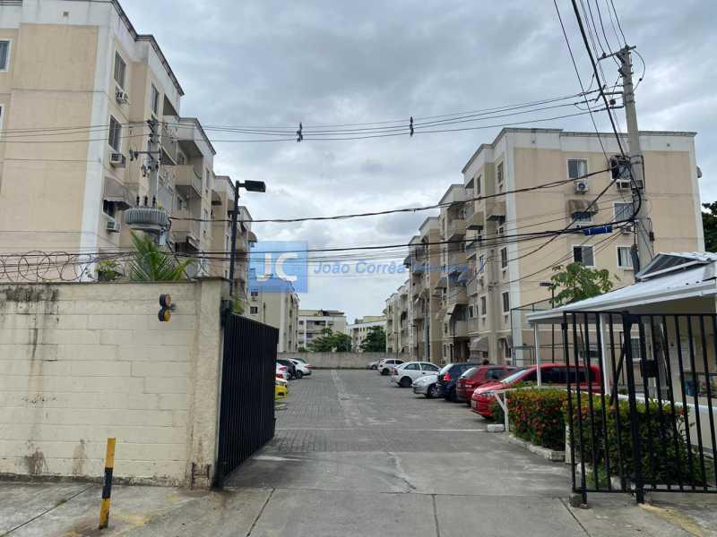 20 - Apartamento à venda Rua Flora Rica,Inhaúma, Rio de Janeiro - R$ 185.000 - CBAP20315 - 21