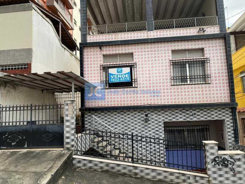 01 - Casa à venda Rua Paulo Silva Araújo,Méier, Rio de Janeiro - R$ 550.000 - CBCA20008 - 1