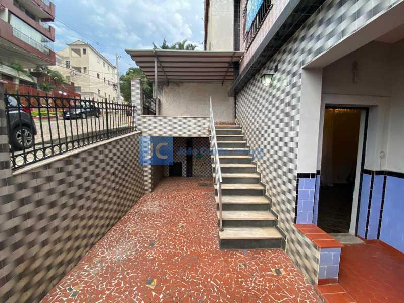 02 - Casa à venda Rua Paulo Silva Araújo,Méier, Rio de Janeiro - R$ 550.000 - CBCA20008 - 3