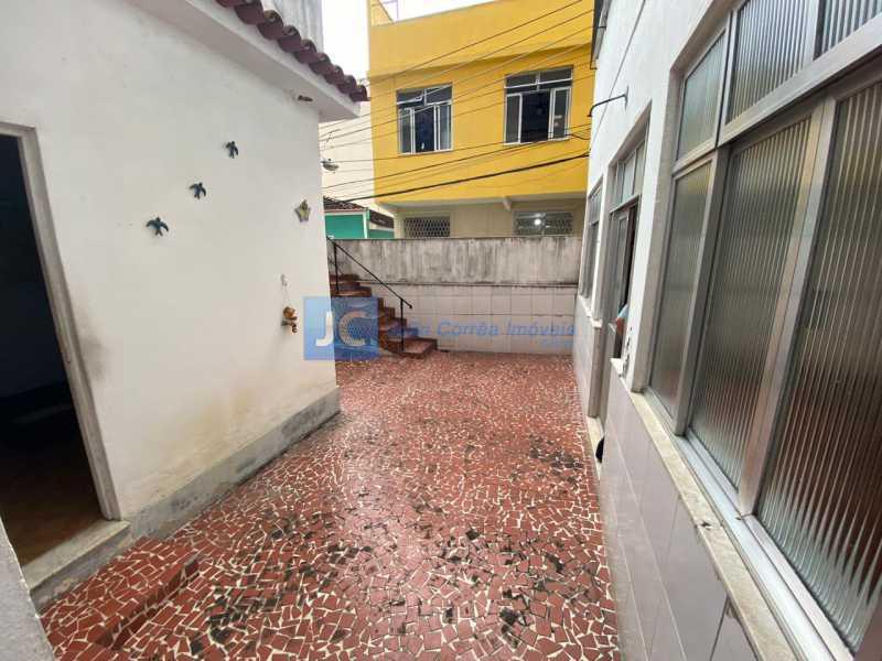 14 - Casa à venda Rua Paulo Silva Araújo,Méier, Rio de Janeiro - R$ 550.000 - CBCA20008 - 15