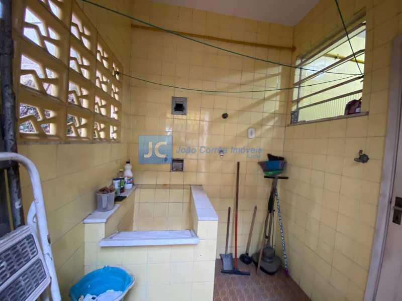 16 - Casa à venda Rua Paulo Silva Araújo,Méier, Rio de Janeiro - R$ 550.000 - CBCA20008 - 17