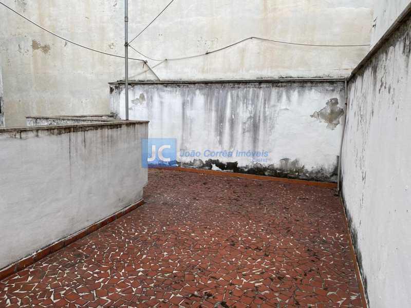18 - Casa à venda Rua Paulo Silva Araújo,Méier, Rio de Janeiro - R$ 550.000 - CBCA20008 - 19