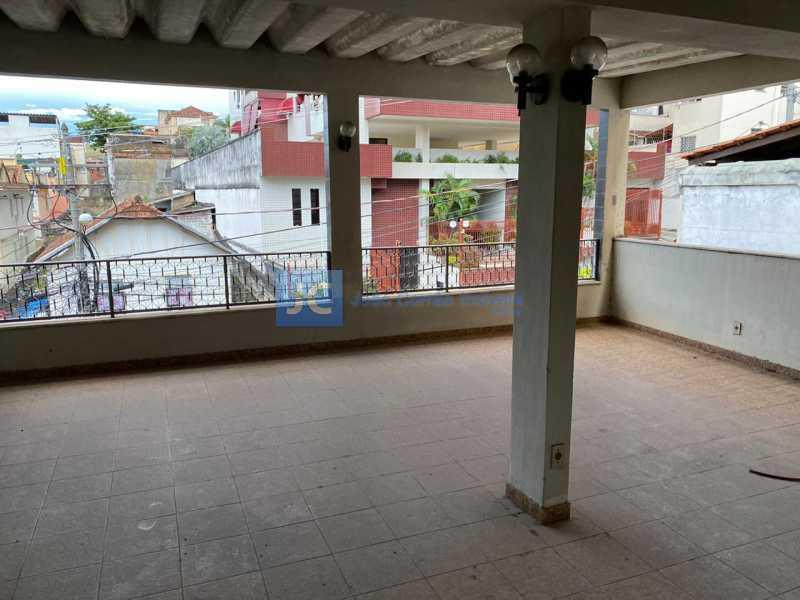 19 - Casa à venda Rua Paulo Silva Araújo,Méier, Rio de Janeiro - R$ 550.000 - CBCA20008 - 20