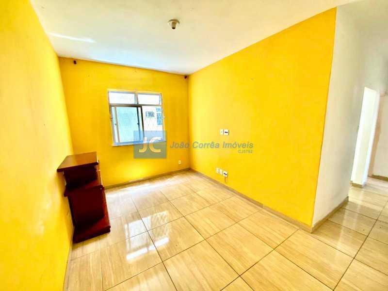 02 - Apartamento à venda Praça Avaí,Cachambi, Rio de Janeiro - R$ 195.000 - CBAP30143 - 3