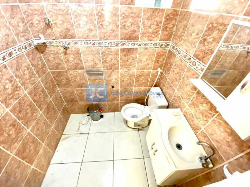 13 - Apartamento à venda Praça Avaí,Cachambi, Rio de Janeiro - R$ 195.000 - CBAP30143 - 14