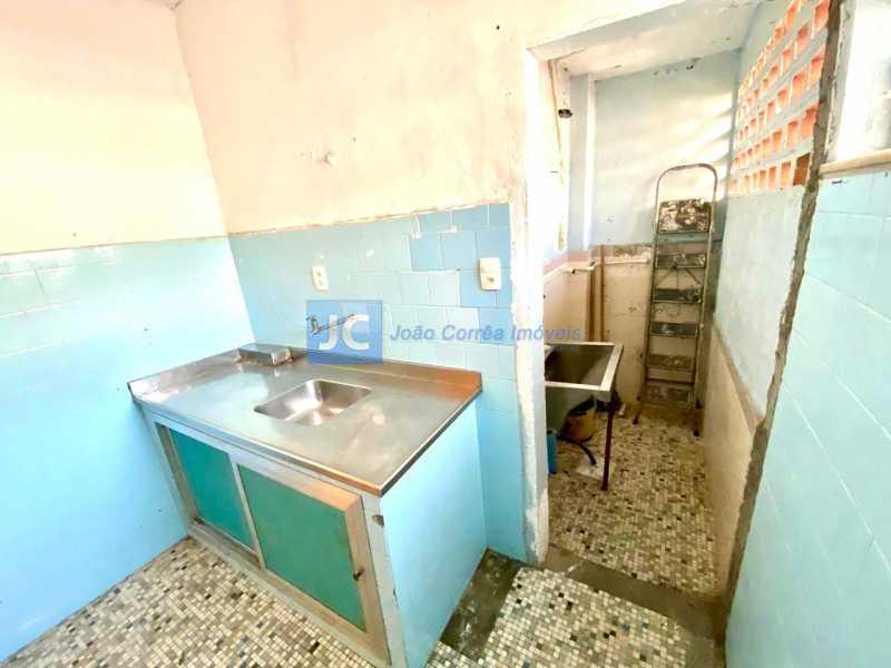 17 - Apartamento à venda Praça Avaí,Cachambi, Rio de Janeiro - R$ 195.000 - CBAP30143 - 18